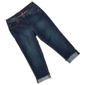 Liverpool Size 10 Michelle's Capri Stretch Jeans